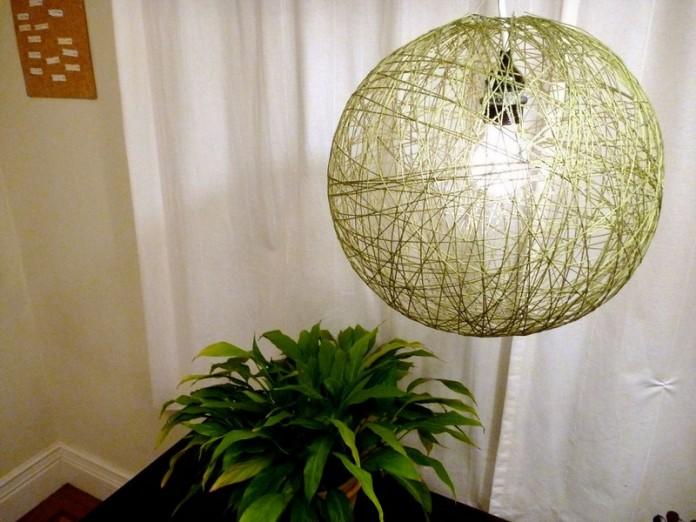 Super Amazing String Pendant Lamp