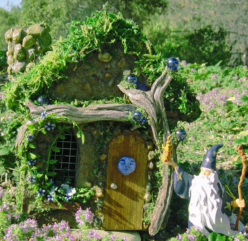 18 Beautiful Fairytale Garden Ideas: 37 Extraordinary Fairy Garden Ideas