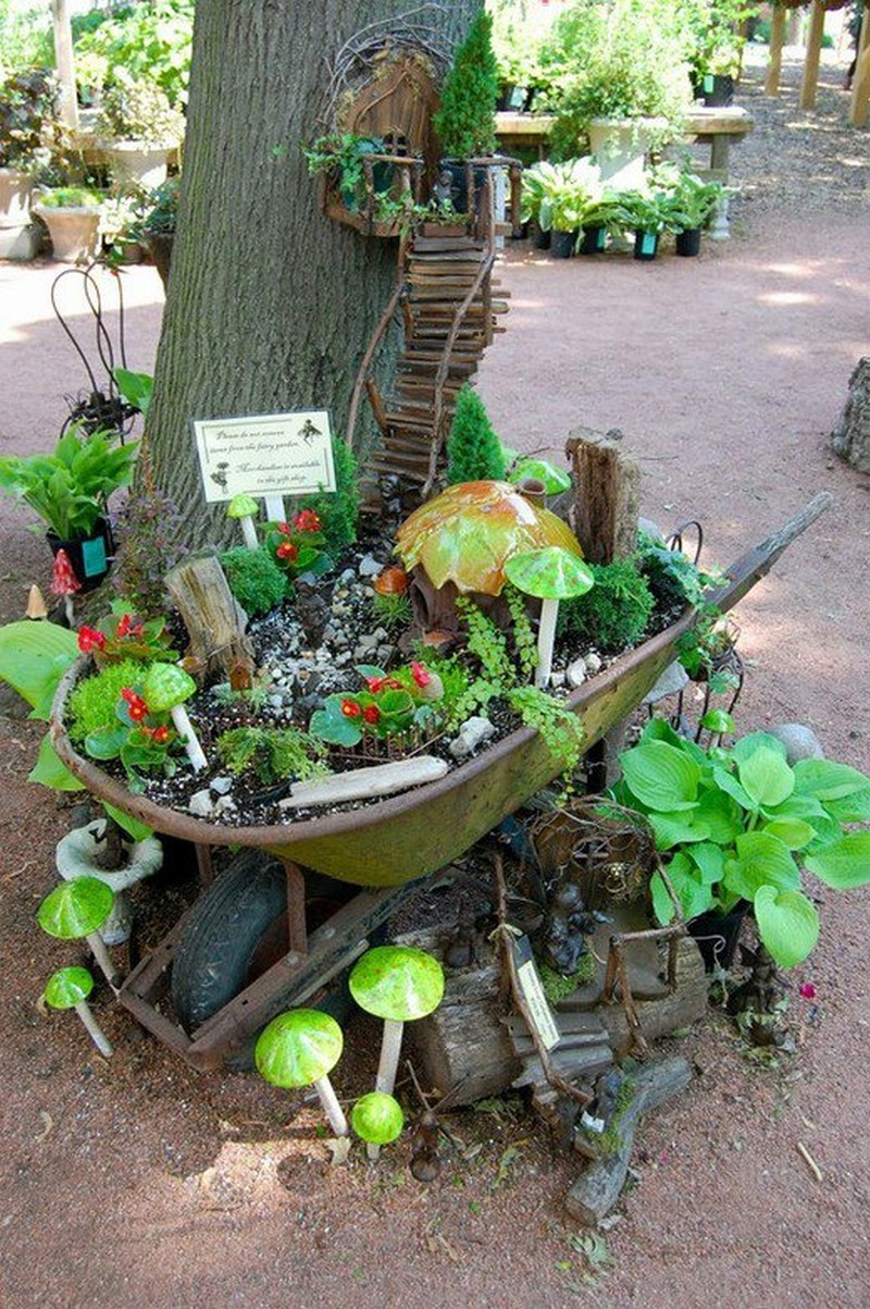 37 Extraordinary Fairy Garden Ideas - Page 9 of 18 - Ideas ...