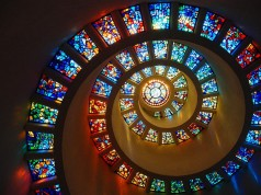 Top 15 Beautiful and Colorful Stained Glass