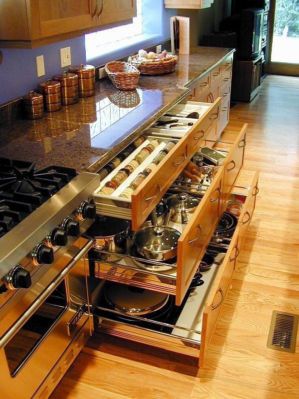 17 Creative Ideas That Can Help You to Save Some Space in Your Kitchen