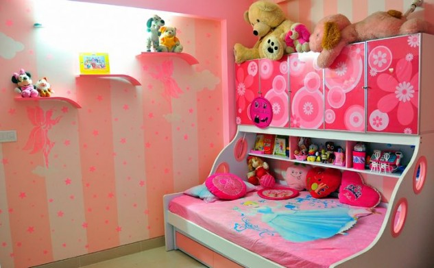 How To Make Your Kids Room Interesting And Colourful