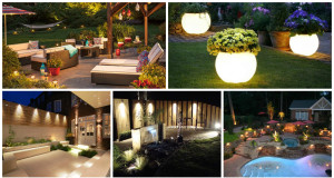 12 Ideas For Garden Lighting