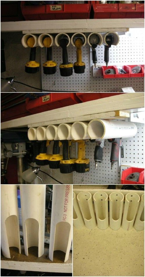 Bright and Creative DIY PVC Pipes Solutions for Your Home 12