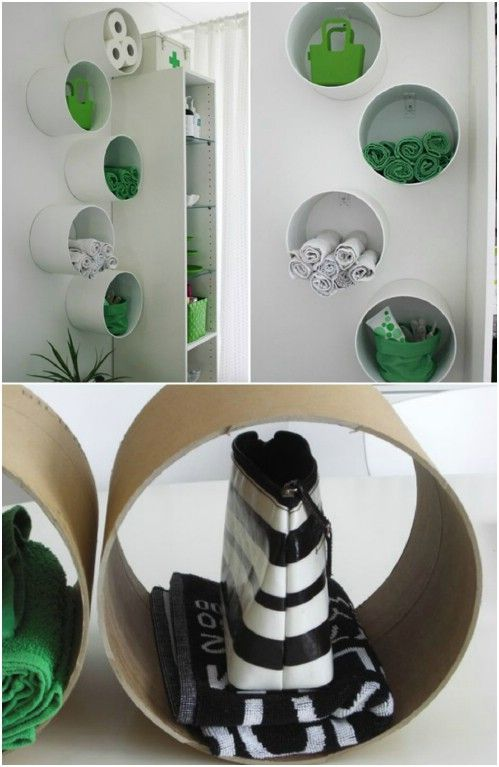 Bright and Creative DIY PVC Pipes Solutions for Your Home 13