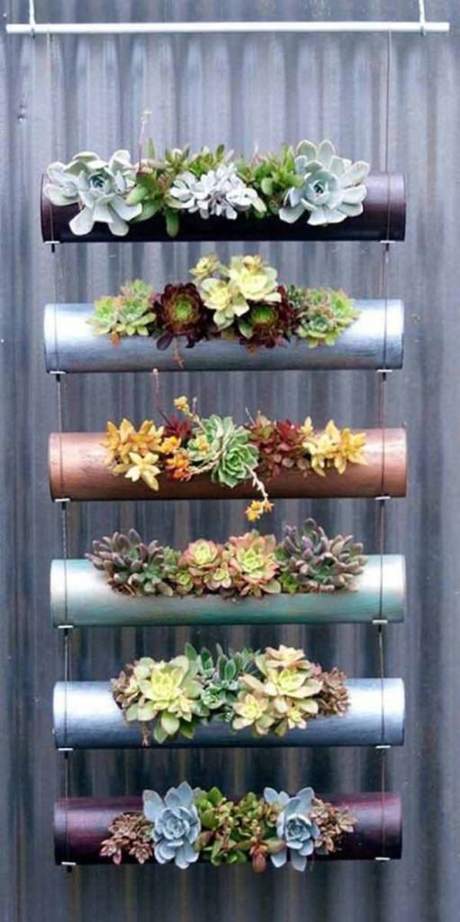 Bright and Creative DIY PVC Pipes Solutions for Your Home 14