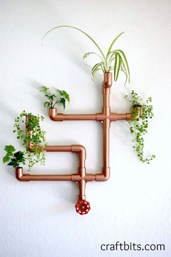 Bright and Creative DIY PVC Pipes Solutions for Your Home 9