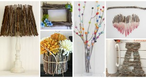13 Amazing DIY Projects to Make with Twigs and Branches