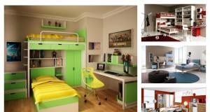 10 Refreshing Green Kitchen Designs