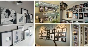 12-shocking-ideas-to-create-nice-looking-family-gallery-wall