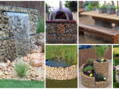 10 Fantastic Gabion Ideas to Beautify Your Yard