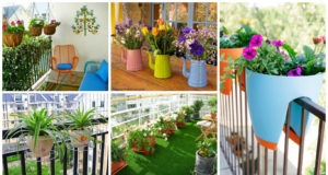 15 Charming Balcony Garden that Are Inspiration of The Week