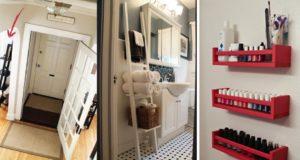 11 Brilliant IKEA Hacks for a Super-Organized Bathroom