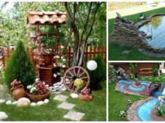 15 Do it Yourself Garden Ideas You Need to See to Believe