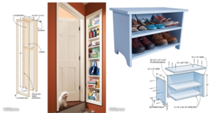 Simple Storage Solutions for Small Spaces