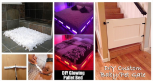 10 Amazing Ideas for DIY Home Decoration