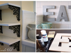 10 Clever and Inexpensive DIY Projects for Home Decor