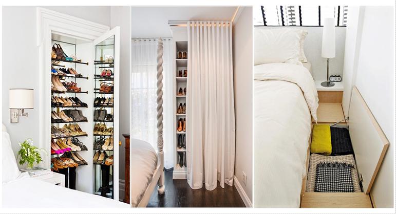 12 Genius Hidden Storage Ideas For Your Bedroom