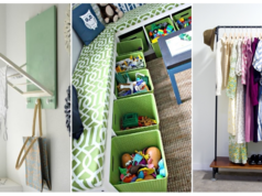 10 Incredible Projects for an Organized Home