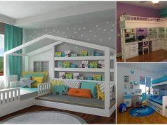 15 Amazing Kids Bedroom Ideas & Designs