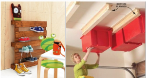Clever Storage Ideas You Never Thought Of!