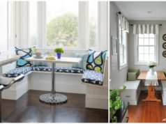 10 Awesome Do It Yourself Nooks and Banquettes Ideas