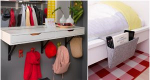 15 Potential Storage Spaces You're Overlooking