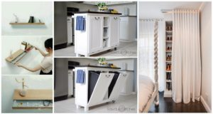 Creative Hidden Storage Ideas for Small Spaces