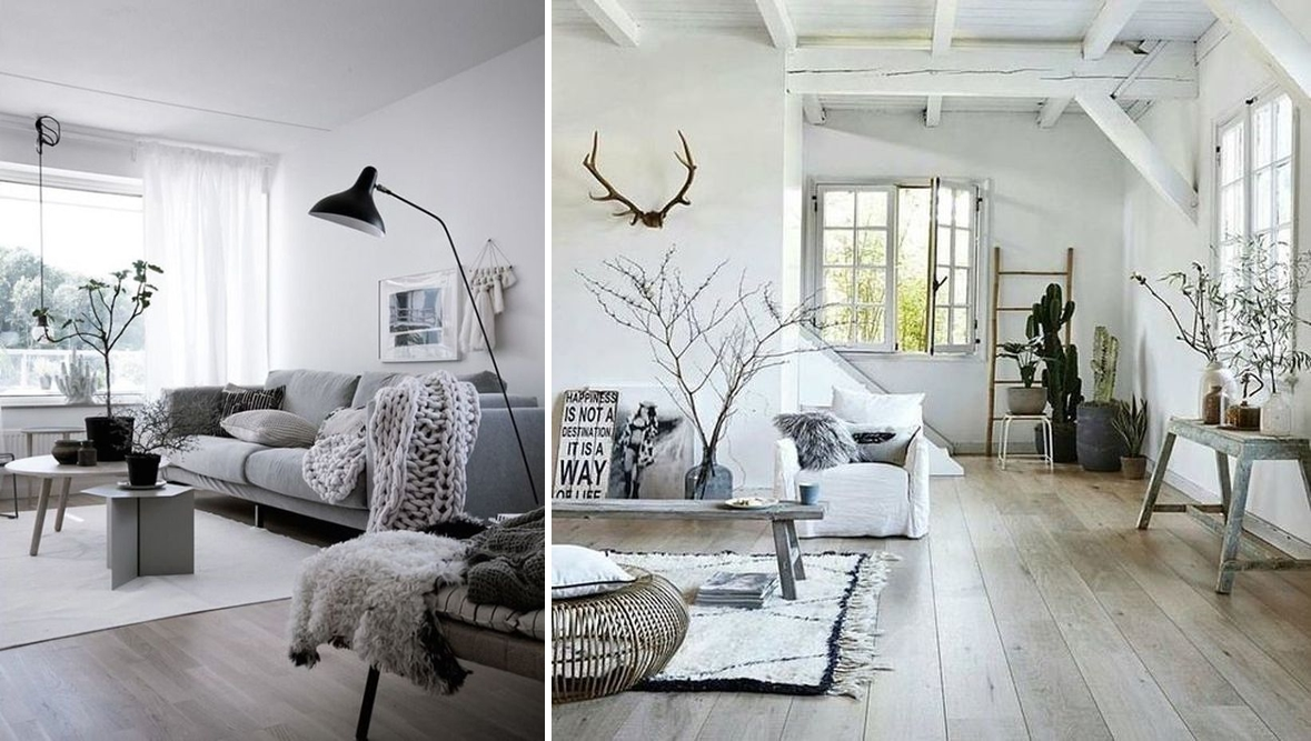 17 fascinating scandinavian home decor trends 2018 ideas for Home decorations 2018