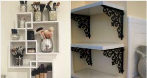 Clever Small Bathroom Storage and Organization Ideas