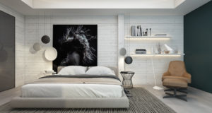 7 Accented Walls To Bring Your Bedroom To Life