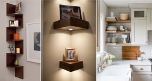 10 Clever Corner Shelf Ideas