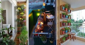 Brilliant Ideas for Your Balcony