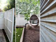 Cheap Privacy Fence Design and Ideas
