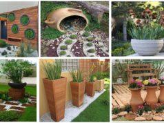 10 Creative Diy Garden Ideas With Rocks And Pots