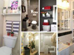 Creative Decorating Ideas For Small Bathroom Design