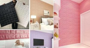 Creative and Easy 3D Wall Stickers Design Ideas