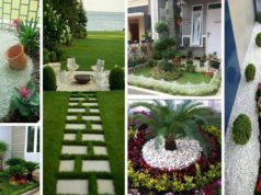 DIY Small Entrance Garden Decorating Ideas of Your House