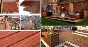 New Amazing Outdoor Plastic Floor Tiles