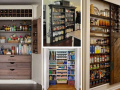 Pantry Cabinets Storage Drawers And Organization Ideas