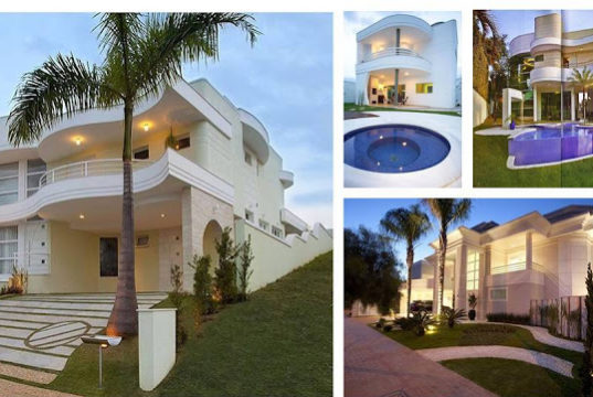 Perfect Exterior Houses Design Styles