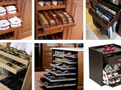Pull out Rack Ideas For Your Closet