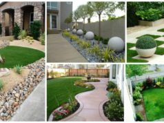Beautiful Front Yard Landscaping Ideas That Add Glam To Your Backyard